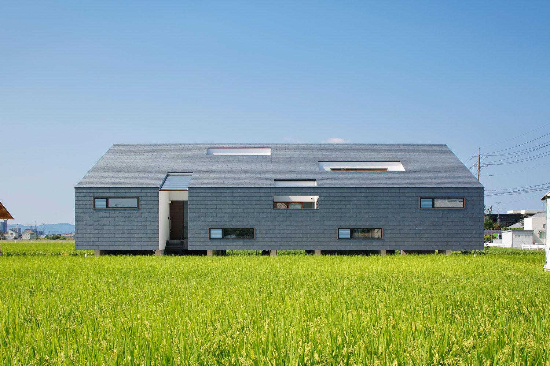 倉敷のデザイン注文住宅