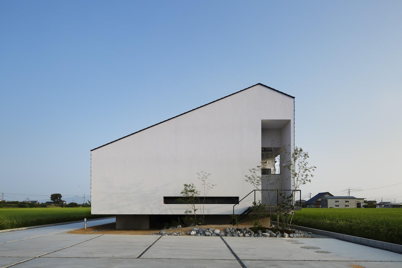 岡山のデザイン注文住宅