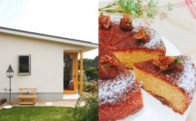 早島の焼き菓子のお店 Couさんの季節のケーキ