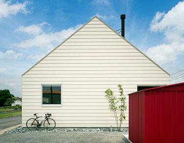 岡山市のデザイン住宅