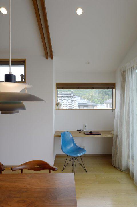 アンティーク家具や北欧照明のインテリア