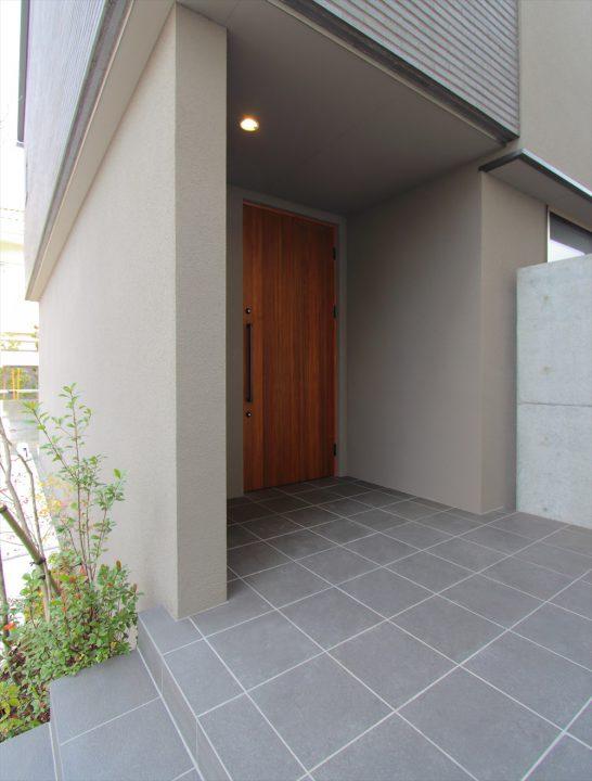 岡山市北区に完成した注文住宅、