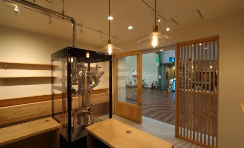 岡山市北区表町にて店舗のデザイン・改装工事をさせていただきました